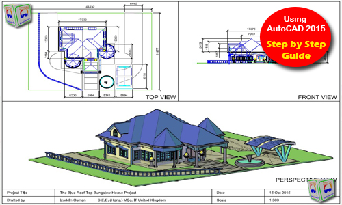 Learn autocad free. Tutorials in 3d design for learning autocad.